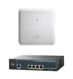 Cisco Accesspunkt och trådlös kontroller (WLC)